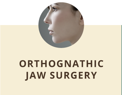 Orthognathic Jaw Surgery button